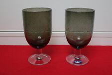 Eisbecher Glas Leonardo grau/schwarz/anthrazit