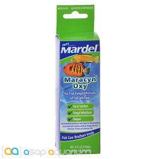 Mardel Maracyn Oxy - 4 oz Aquarium Fish Fungal Medication Freshwater Saltwater