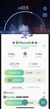 ?Shiny Alolan Meowth Pokémon Go?