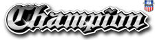Champion Boats - Bass Boat Graphic - Sticker - Decal Logo 40001