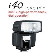 NEW Nissin i40 Mini Compact Flash Light Speedlite for Sony