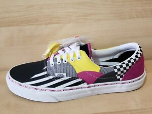 Mens VANS ERA Juxtapoze Size 10 Athletic Shoes Multi SKATEboard sneakers