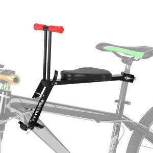 Lightweight Foldable Child Bicycle Seat Kids Bike Cycling Front Saddle Cushion