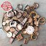 HUGE LOT Vintage Watch Parts Watchmaker's Estate Clearance - No Reserve Auction