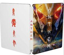 Anthem steelbook game case (no game)
