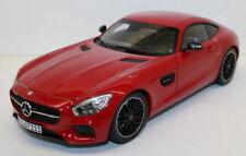 Coches, camiones y furgonetas de automodelismo y aeromodelismo NOREV color principal rojo Mercedes