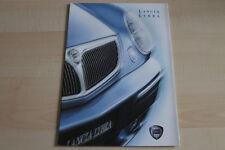 96876) Lancia Lybra + SW Prospekt 03/2000