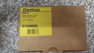 """DANFOSS VHS 15 013G4692 Anschlußarmatur ½"""" DG für Einrohranlagen"""