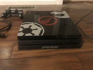 Sony PlayStation 4 Pro 1TB Console - Star Wars