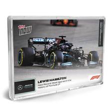 Complete 2021 Topps Now Formula 1 F1 Card Set 1 2 3 4 5 Lewis Hamilton PRE-SALE