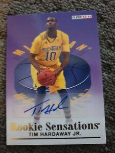 2013-14 Upper Deck Fleer Retro Tim Hardaway Jr NBA basketball card. ROOKIE!