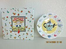 Mary Engelbreit Tea Time Clock (Rare Find)