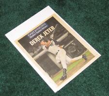 Yankees Derek Jeter 3/7/2010 New York Daily News Newspaper Insert