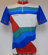 "Erima Cycle Cycling Shirt Jersey 42"" Large Size 6 Fahrradtrikot"