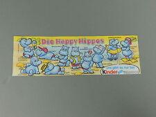 HPF-BPZ: Happy Hippos 1988 (100% original)