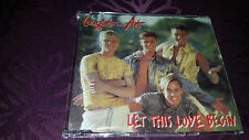 Caught in the Act / Let this Love begin - Maxi CD