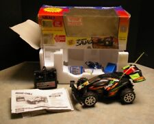 NIKKO SAVAGE RADIO CONTROLLED 1/18 SCALE 49 MHz RC OFF-ROAD BUGGY COMPLETE WORKS