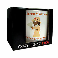 Personalised Actress Present, Actress Mug, Crazy Tony's, Acting Gifts For Women