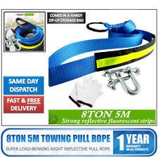 2x Abschleppseil 5000kg Seil 3,5m Pannenhilfe Auto Zugseil LKW KFZ 9,15€/ST Auto & Motorrad: Teile Auto-Anbau- & -Zubehörteile