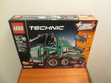 Brand New Lego Technic Service Truck Set 42008 Factory Sealed Unopened EXCELLENT