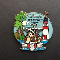 Chip and Dale at Disney's Old Key West Resort Only Disney Pin 74435