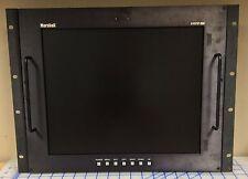 Marshall Electronics V-R171P-HDA 17' LCD Monitor Rack Mount Panel w/ HDA Input