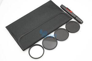 55mm IR720+IR850+IR950 IR Infrared + Soft Effect filter set (4PCS) +Gifts