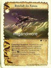 A Game of Thrones LCG - 1x Botschaft des Rabens  #068 - Das Lied des Raben