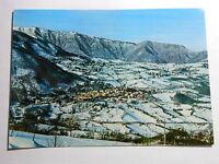 Cartolina Lizzano in Belvedere Veduta invernale 1981 (ps408) ^
