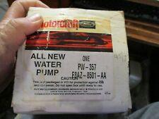OEM Ford water pump PW-357 F8AZ-8501-AA  Crown Victoria