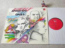 APOLLO 100 Opus 2 1975 GER LP BASF 2029126-1