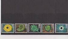 Set 5 GB Great Britain Stamps Springtime 1995 Mint in folder