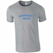 Sheffield Wednesday F.C - Personalised Mens T-Shirt (VARSITY EST.)