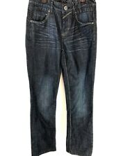 Jack & Jones Men's Jeans SZ 29X30 Med Wash Mumin Slim Fit Button Fly NWT