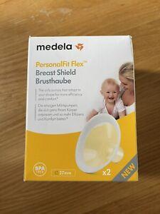 Medela Personal Fit Flex Breast Shields 27mm