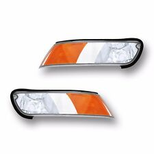 Fits 98-02 Mercury Grand Marquis Driver Passenger Signal Side Marker Light Lamp