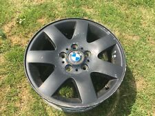 GENUINE BMW E46 Roue Alliage 16 x 7 ET47 OEM 1094498 5 X 120 PCD simple/rechange E36