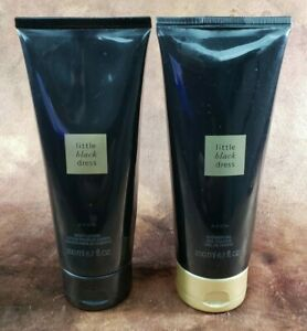 Avon Little Black Dress 2 Pc Set Shower Gel Body Lotion 6.7 fl oz. NEW Sealed