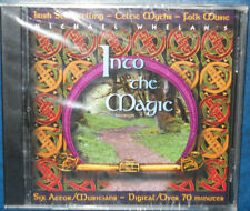 Michael Whelan INTO THE MAGIC NEW CD Celtic Myths Folk Music Irish Radio Plays
