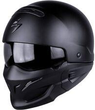 Scorpion Exo Combat Casque Moto Noir Mat Taille XL
