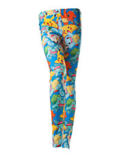 Pokemon Leggings Größe L Damen Hose Legging Pokémon Pikachu Pants
