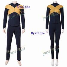 X-MEN: DARK Phoenix mistica Ciclope Cosplay costume Su Misura Costume