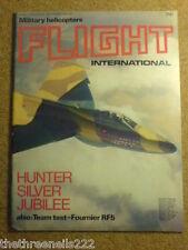 FLIGHT INTERNATIONAL - HUNTER - 17 July 1976