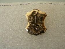 PINS,SPELDJES 50'S/60'S/70'S B.I.C. CONGRES AMSTERDAM 1957