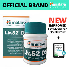 Liv.52 DS | BUY Liv 52 DIRECTLY FROM BRAND | MAX EXPIRY | 60 Caps