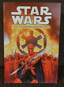 Star Wars: The Crimson Empire Saga Hardcover Graphic Novel Darkhorse