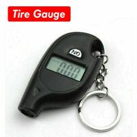 LCD Digital Tire Tyre Air Pressure Gauge Tester Tool Au Motorcycle Tool Car F2N8