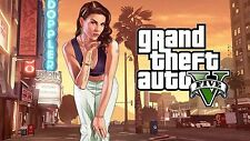 Grand Theft Auto V 5 (PC) - Region Free-Rockstar social club key