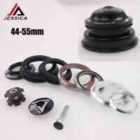 "44-55mm Fork/Frame Headtube Headset Tapered 1-1/8"" Mountain Bike Bearings Parts"