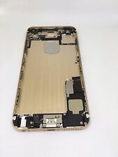 Genuine Original Apple iPhone 6 Back Rear Housing Cover with Parts - Gold